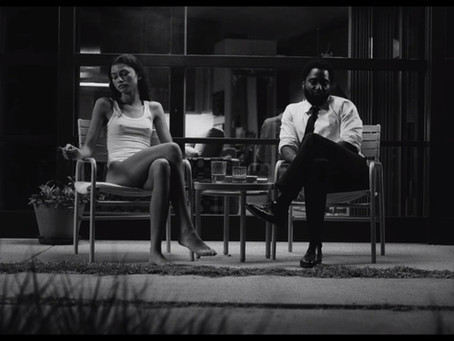 |Arq + Cine| Malcolm & Marie.