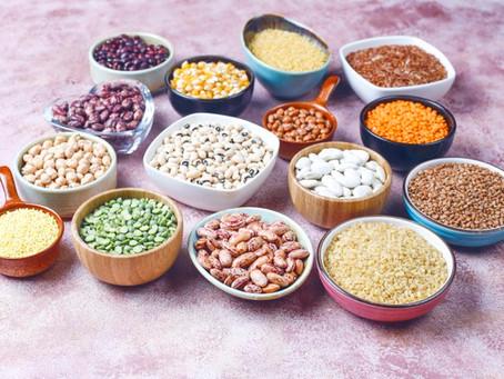 Leguminosas são fontes de fibras, proteínas e vitaminas e o consumo é incentivado pela ONU