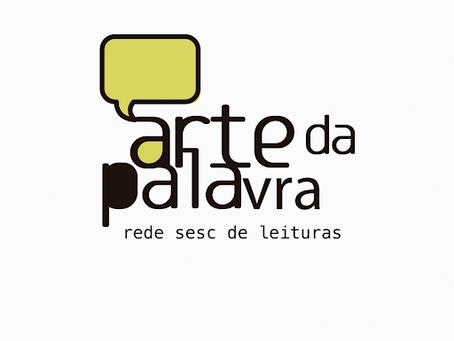 Arte da Palavra Rede Sesc de Leituras abre circuito e 2020 com versão virtual, dia 01/09