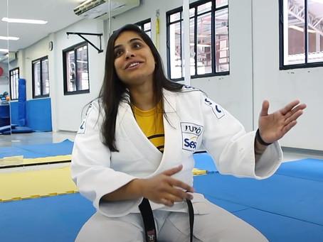 Judoca do Sesc MS participa do Sul-americano de Judô neste sábado