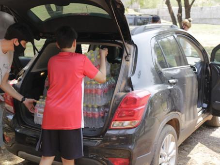 Sesc distribui álcool 70% para apoiar trade turístico em Bonito