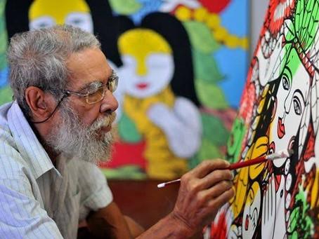Sesc Cultura retorna atendimento com exposição de Ilton Silva a partir do dia 06 de abril