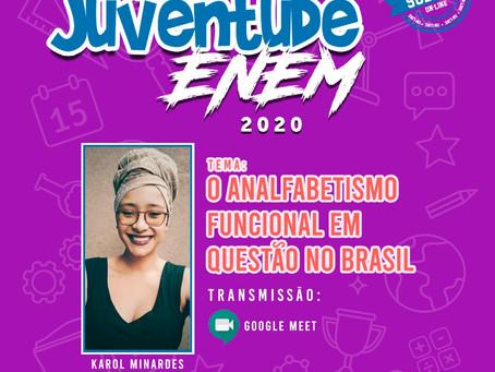 Prefeitura de Campo Grande realizará a primeira videoaula para candidatos ao Enem 2020