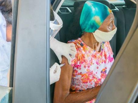 Com nova remessa, Corumbá abre vacinação para idosos com mais de 75 anos