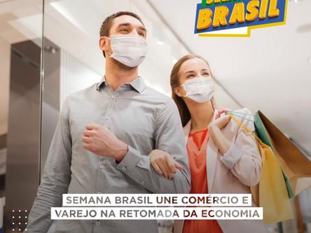 Semana do Brasil vai oferecer campanhas de publicidade prontas para empresários