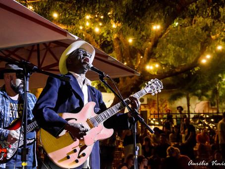 Semana musical do Sesc Morada dos Baís começa com blues e se encerra com samba