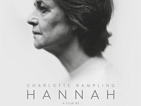 """Cine Sesc exibe o drama de uma mulher na terceira idade em """"Hannah"""""""