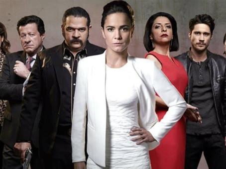'A Rainha do Sul', assista a série protagonizada por Alice Braga para a TV americana.