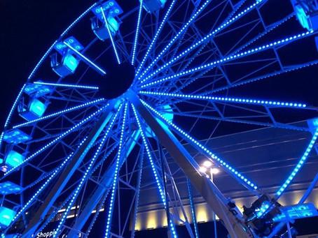 Roda Gigante de Shopping premia melhores fotografias da atração