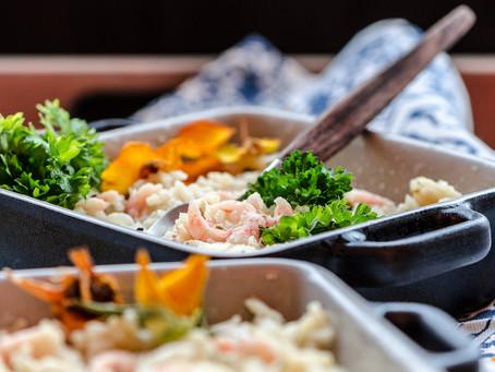 Cursos variados de gastronomia são opções para qualificação no Senac da Capital
