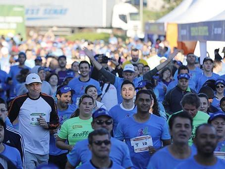 Sest/Senat promove caminhada em Campo Grande