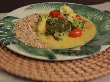 Gastronomia aliada à saúde incentiva chefs a elaborar pratos criativos e saborosos