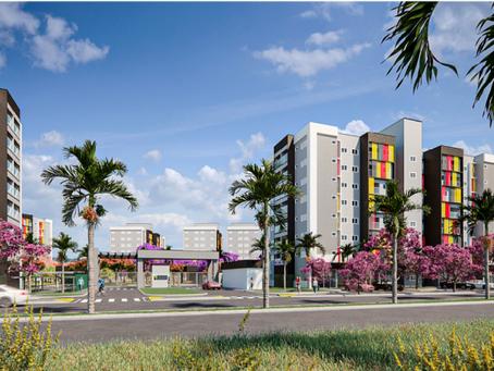 Amanhã é o último dia para inscrição ao sorteio de 498 apartamentos na região central da capital