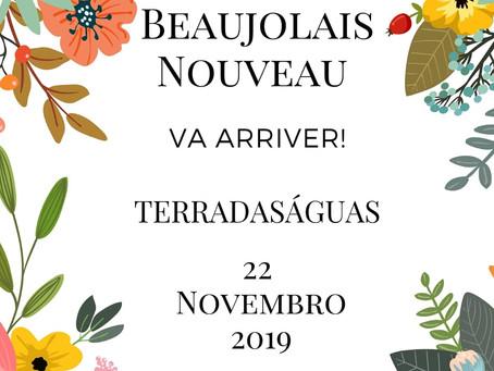 Beaujolais Nouveau uma tradição
