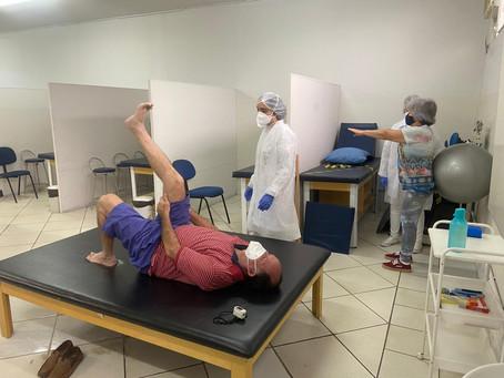 FMB realiza Vakinha Social para manter atendimento do Ambulatório de Reabilitação Pós-covid