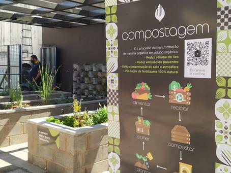 Oficinas de horta, jardinagem gastronômica fazem parte da programação do Sesc Sabor e Arte