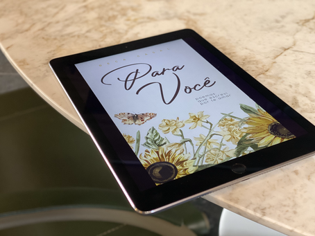 Amor é tema do novo livro de Beca Casal 'Para você: poemas que escrevi por te amar'