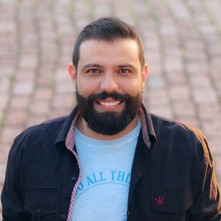 #EUsouMS Entrevista: Rick Agra