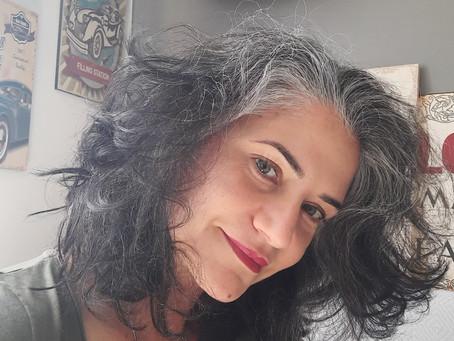 #EUsouMS Entrevista Valdirene Nogueira da página @vemaprenderportugues