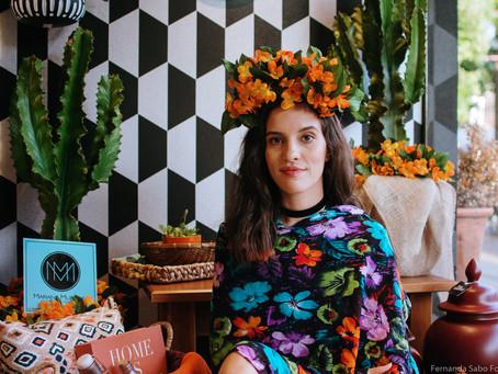 Já ouviu falar em ambientes instagramáveis? A arquiteta Mariana Muraoka está mudando a cara das loja