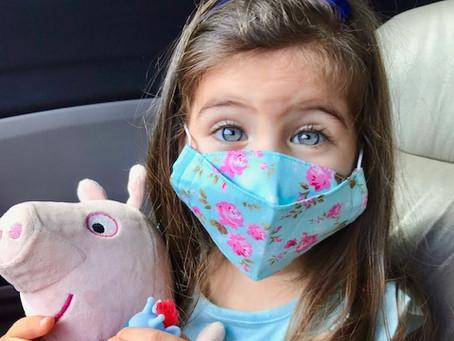 A pandemia e as crianças