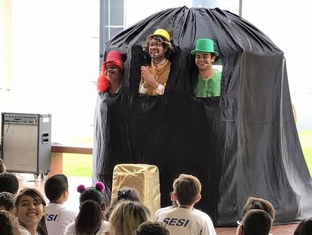 Dia Mundial do Meio Ambiente terá teatro na Praça da Liberdade em Bonito