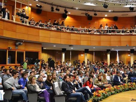 Debate al Parlamento de la Comunidad de Madrid