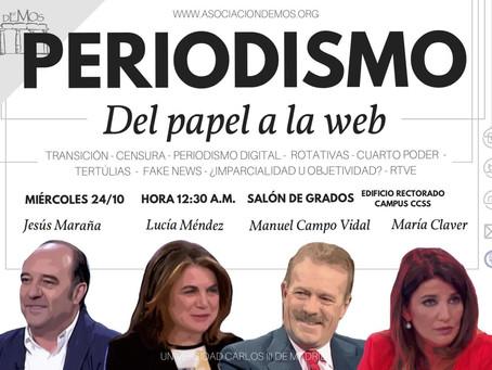 Periodismo: del papel a la web