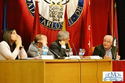 Mesa redonda sobre corrupción