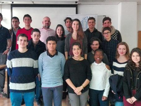 Seminario sobre Democracia Semi-Directa con Daniel Ordás