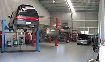 automotive mechanic workshop plant & equipment valuations appraisals