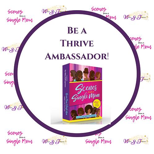 Thrive Ambassador Sponsor