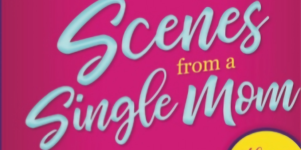 Scenes From A Single Mom Book Launch & Tour Sponsorship