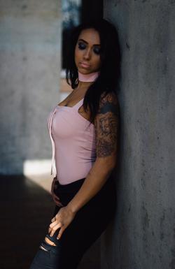Bethany Yackel Beauty Editorial Shoot
