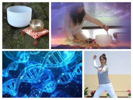 Risveglio Quantico: come sono arrivata ad utilizzare il suono come strumento di evoluzione