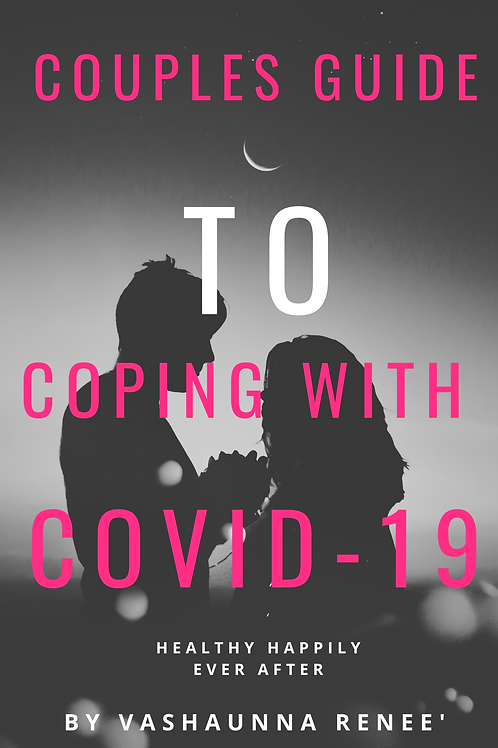 Couples Guide To Coping With COVID-19