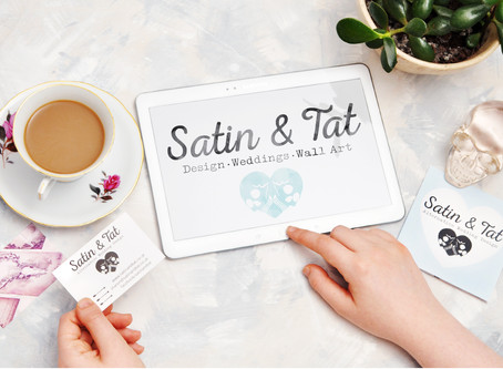 Satin and Tat has a Blog!