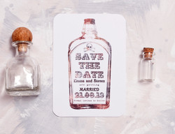Apothecary Save The Date