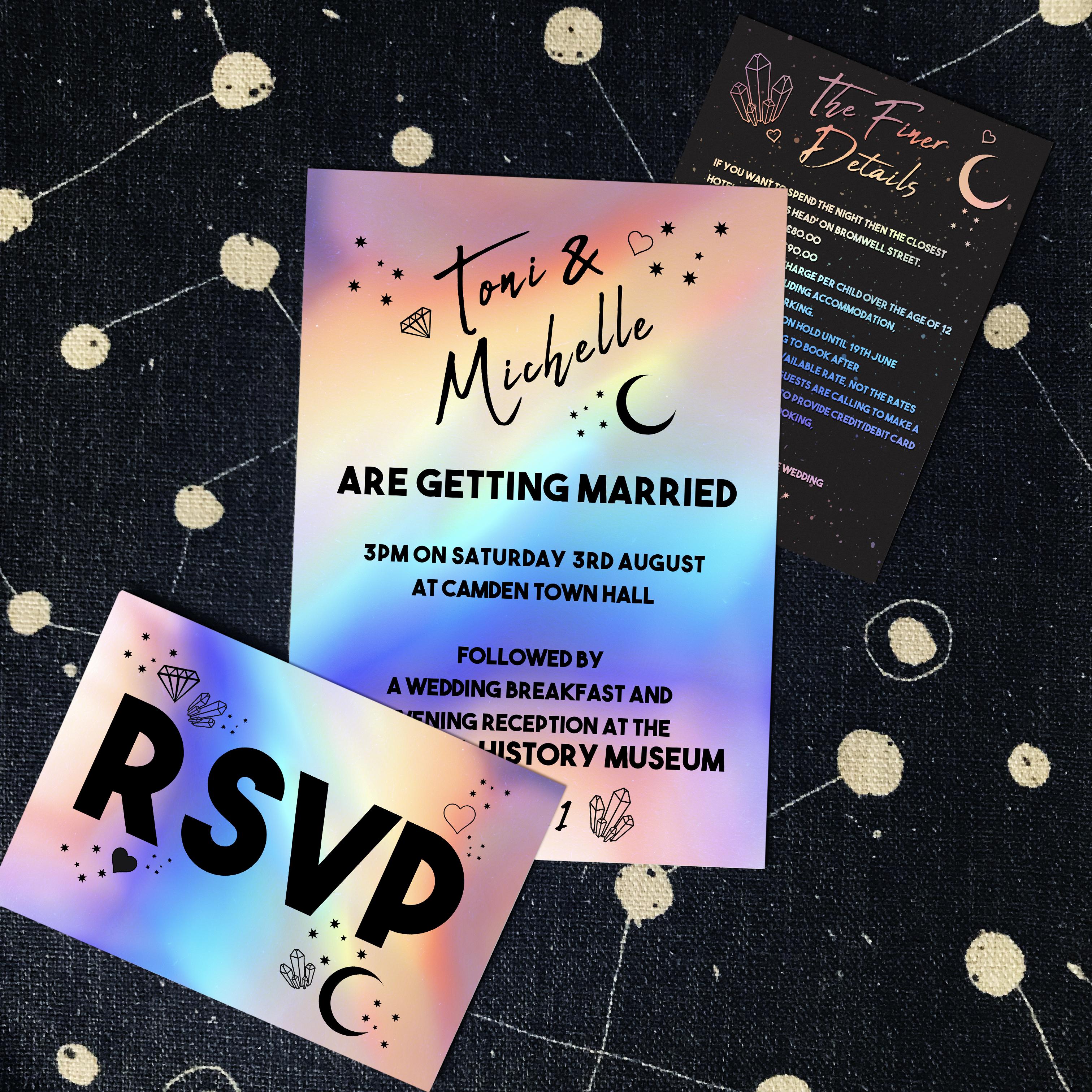 Holographic Full Invite Suite