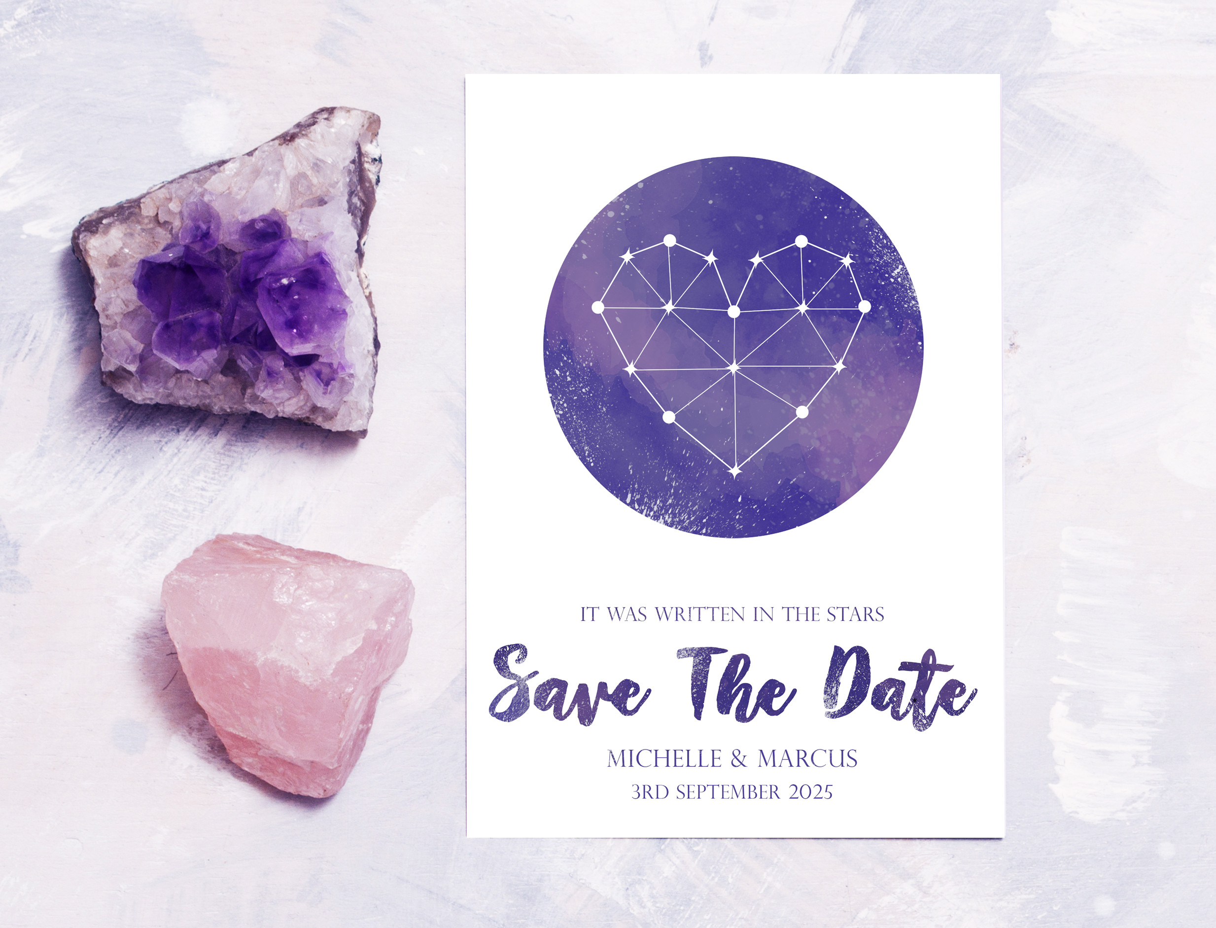 Written in the Stars - Save The Date