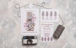 Vintage Camera Full Invite Suite
