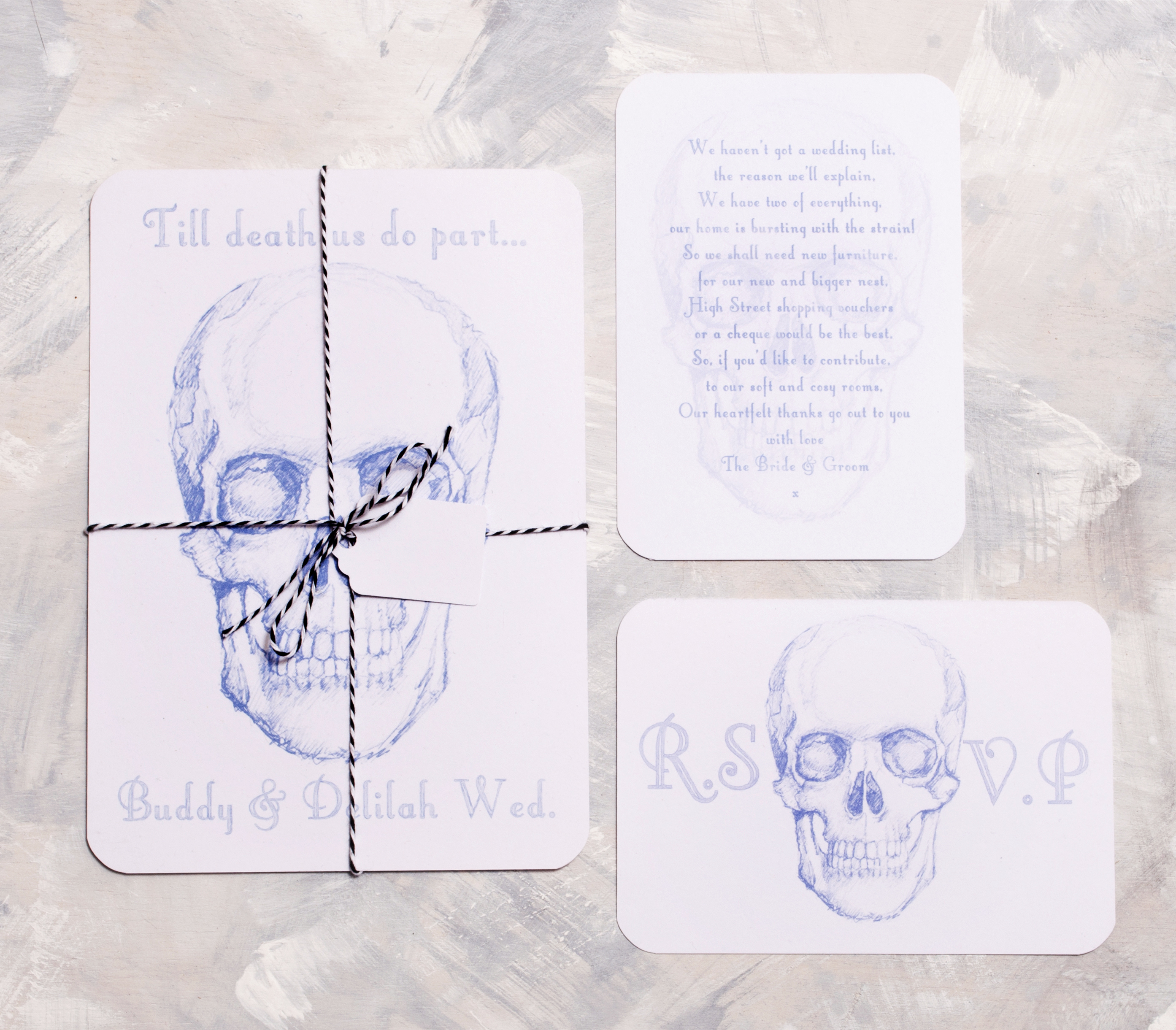 Skull Full Invite Suite