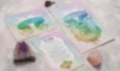 lovebird weddin ginvitations - love bird wedding invitations - pretty wedding invitations - modern wedding invitations - pastel wedding invitations - rainbow wedding invitations