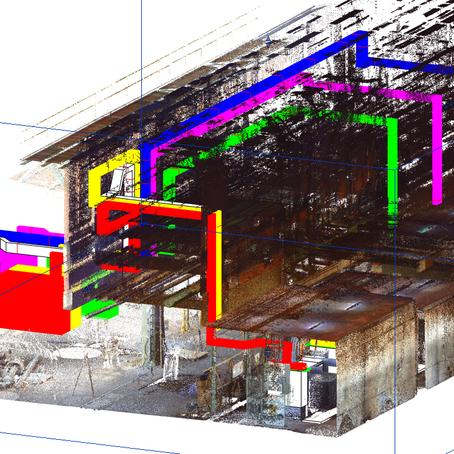 Diseño y realidad. Como el replanteo LiDAR sirve para la factibilidad de proyectos de ingeniería.