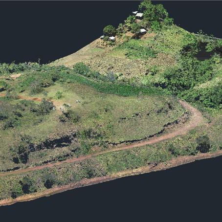 Fotogrametría aérea UAV para ordenación territorial y planificación catastral. Misiones, Argentina.