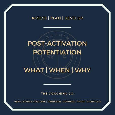 Post-Activation Potentiation