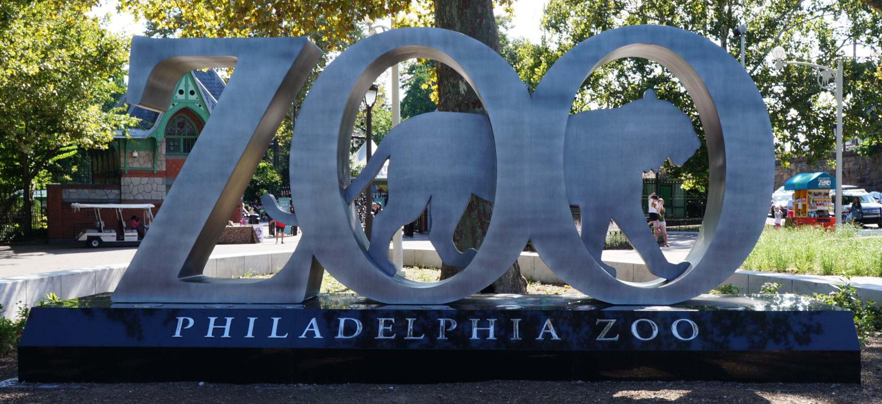 Image result for philadelphia zoo