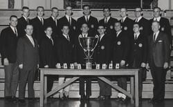 1964 team championships
