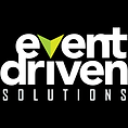 Event Driven Solutions logo Black and wh