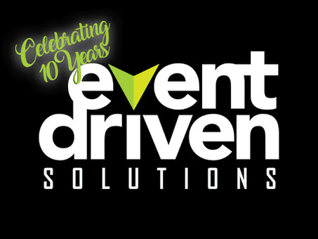 Event Driven Solutions Announces Their 10-Year Anniversary